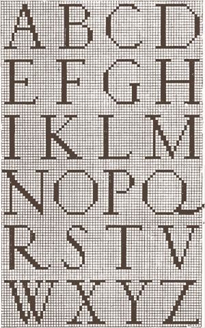 pixel garamond