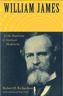 William James bio